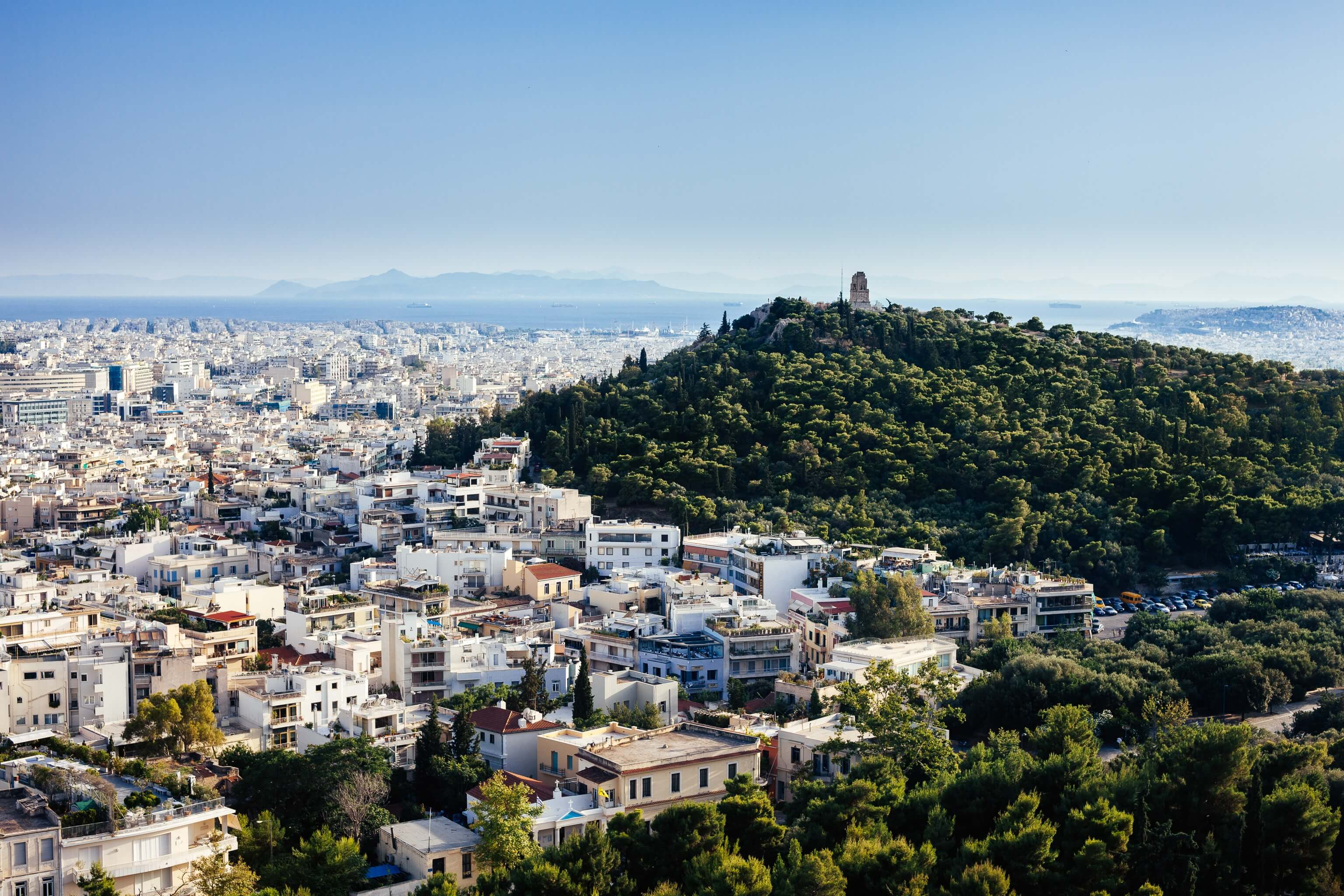 ATHENS – Reducing the Urban Heat Island Effect