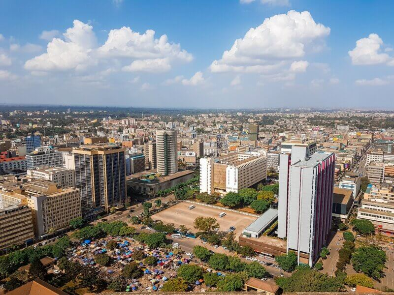 Waste Management workshop with Nairobi and Konza City