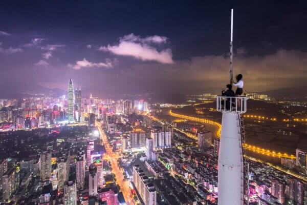 SHENZHEN – New intelligent transport systems and mobility